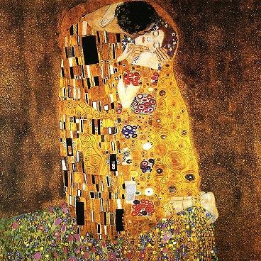 Il tiepido abbraccio di Gustav Klimt